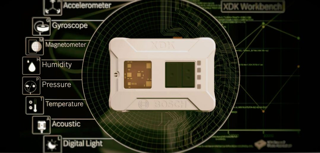 protottyping sensor platform XDK