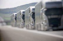 Autonomous Driving and Platooning Trucks