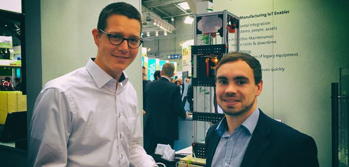 relayr on Hannover Messe