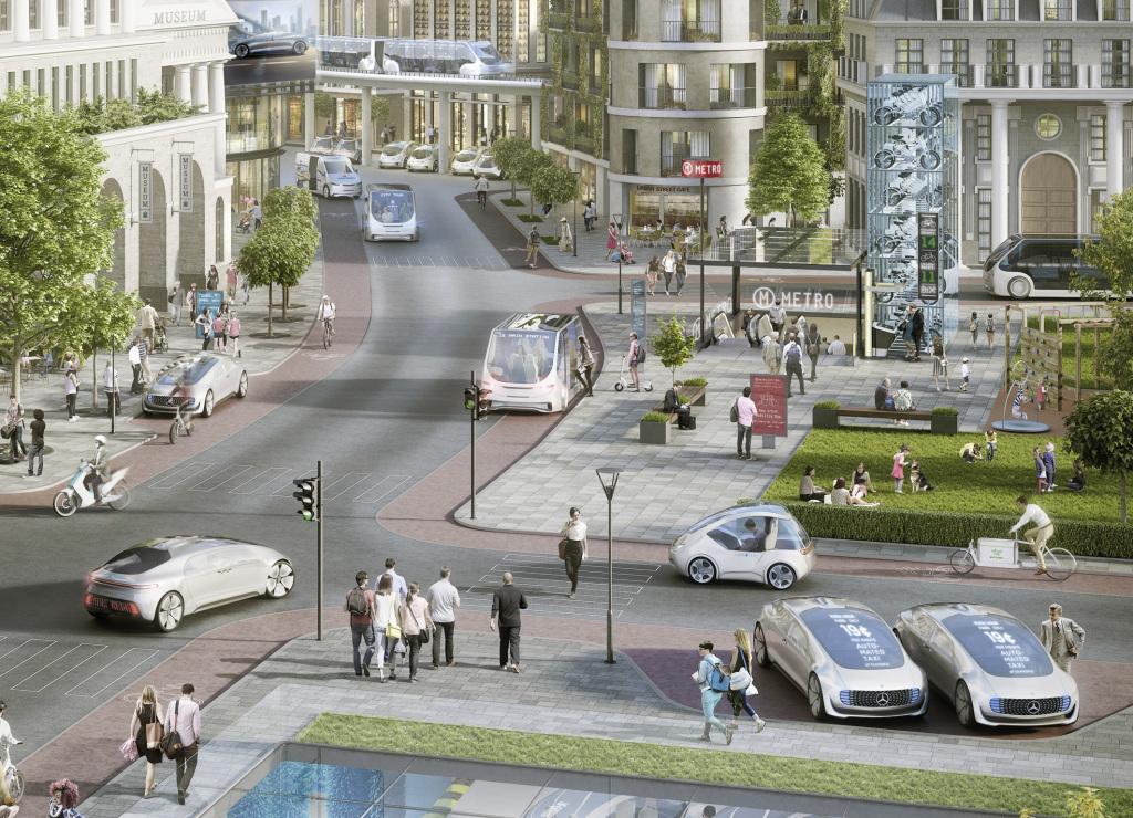 Global autonomous mobility market – Interview with Raphaël