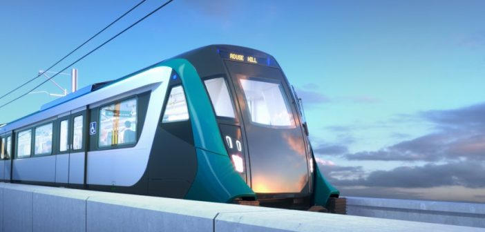 AU$8.3 billion New Metro Rail Shapes Tomorrow's Sydney