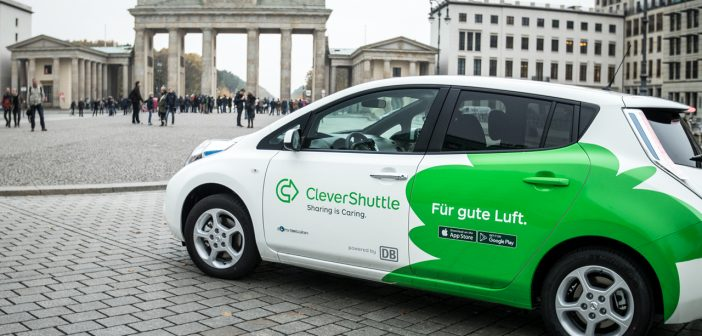 Sharing is Caring – CleverShuttle